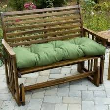 bench patio cushions foter