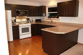 kitchen designs with white appliances some dark cabinet kitchens designs ideas