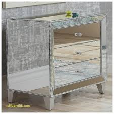Mirrored Accent Table Dresser Unique 3 Drawer Mirrored Dresser 3 Drawer Mirrored
