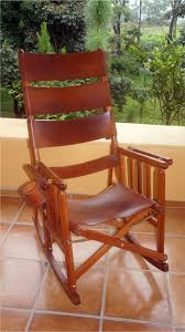 Comfortable Rockers Costa Rican Rocking Chair High Back I So Regret Not Buying This