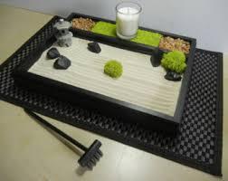 3 in 1 medium zen garden includes sand raking landscape