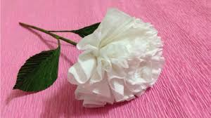 tissue paper flowers how to make tissue paper flowers tissue paper flowers