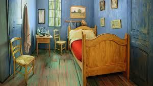 the bedroom van gogh van gogh s bedroom is available on airbnb cnn travel