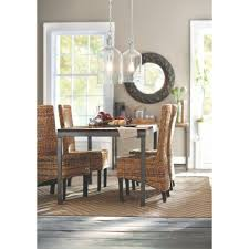 home decorators collection holbrook coffee bean dining table