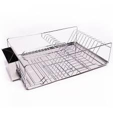 3 Piece Kitchen Appliance Set by Sweet Home Collection Home Basics 3 Piece Kitchen Sink Dish