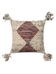Loloi Pillows Woven Tassel Pillow Dream Home Pinterest Pillows