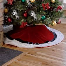 Unique Ideas For Christmas Tree Skirts by 30 Best Christmas Tree Decorating Ideas Images On Pinterest