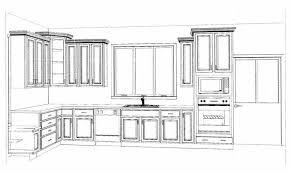 Kitchen Cabinet Diagrams Basic Kitchen Cabinets