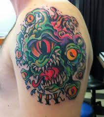 beholder tattoo imgur