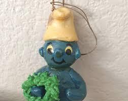smurf tree etsy