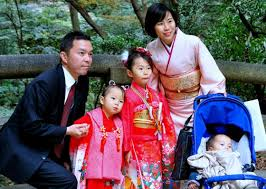 today modern japanese families are similar to other family