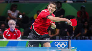 Best Table Tennis Player Kanak Jha Makes History As First U S Olympian Born In 2000 Si Com