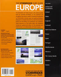the stormrider surf guide europe english and french edition