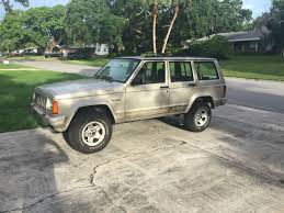 gold jeep cherokee project xj u2013 jeep cherokee xj 1995 under 80 dollar upgrades 2
