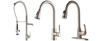 top 10 kitchen faucets best pull kitchen faucets top 10 list reviews