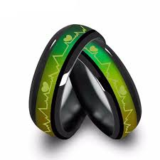 green mood rings images Free titanium mood rings flash sale lovelymojo jpg