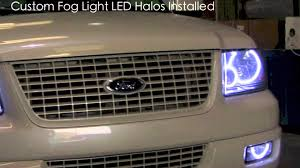 2000 ford explorer fog lights oracle lighting ford expedition halo installation led by advanced