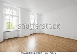 floor in renovation flat during restoration refurbishment stock photo