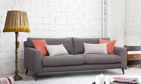 canapé style canapé style scandinave en tissu dave home center