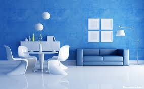 blue and white living room decorating ideas walls magazine design