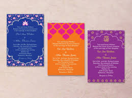 indian wedding invites modern indian wedding invitations cloveranddot