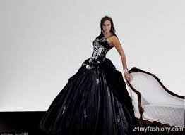 black and white quinceanera dresses white and black quinceanera dresses 2016 2017 b2b fashion