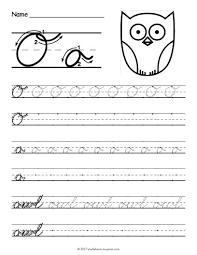 27 best cursive writing worksheets images on pinterest cursive