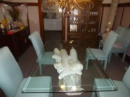 dolphin table with glass top dolphin dining room table and end tables nex tech classifieds