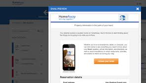 Homeaway From Home by Mobile Hospitality Manager Homeaway