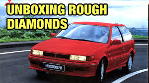 mitsubishi cordia gsr turbo banpei net unboxing dutch mitsubishi brochures from the 80s and