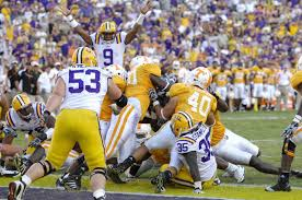how lsu stole victory from jaws of defeat against tennessee in 2010