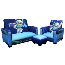 deals disney toy story 3 toddler sofa chair ottoman