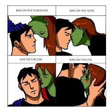 Yj Anon Meme - 93 best miss martian and super boy images on pinterest young