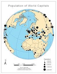 Washington Gmu Map by Andrew U0027s Maps