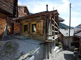small rustic house plans rustic residence maison cambolin located in albinen keribrownhomes