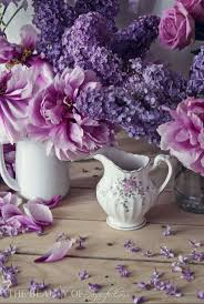 63 best florals shades of blue and purple images on pinterest