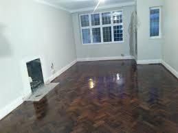 sanding parquet flooring floor professional wood staining