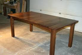 Ottawa Dining Room Furniture Cool Custom Made Rustic Kitchen Table Handmade Dining Room Tables