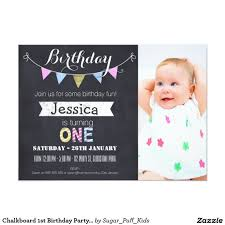 1st birthday party invitations theruntime com