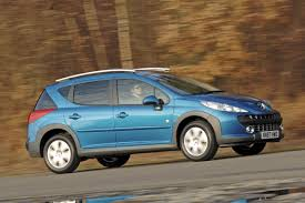 peugeot 207 sw outdoor auto express