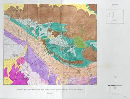 New Mexico Counties Map by The Geology Mineralization And Exploration Characteristics Of