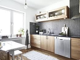 cuisine moderne blanc deco cuisine noir et blanc awesome cuisine noir et blanche on
