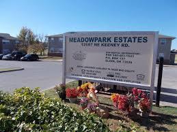 Usda Rural Housing Development Meadow Park Estates