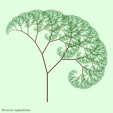 benice equation fractal tree meaning of life pinterest
