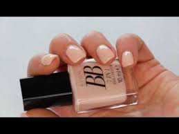beauty lookbook avon bb 7 in 1 nail colours youtube