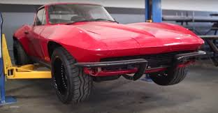 fast and furious corvette meet the cars that in fate of the furious gm authority