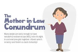 mother in law the mother in law conundrum infographic pittsburgh parent web