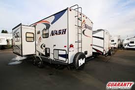 nash travel trailer floor plans 2017 northwood nash 24m new t36933