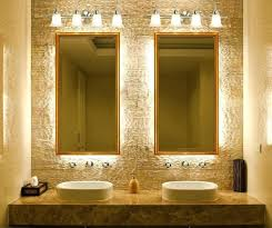 Bathroom Mirror With Built In Light Bathroom Bathroom Colors Ideas Bathroom Mirror With Lights Built