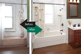 Diy Bathtub Replacement Bathroom Bathroom Tub Replacement Perfect On Intended How To